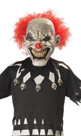 Costume de Clown Effrayant pour Enfant back