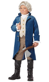 Costume d'Homme Colonial pour enfant back