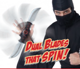 Double Épée de Ninja Agile