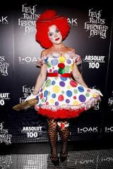 Costume Faire le Clown Tout Autour back
