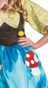 Costume de Mme Nain de Jardin