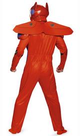 Costume Deluxe de Baymax Rouge  pour Adulte - Image 2