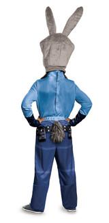 Costume de Zootopie lieutenant Judy Hopps pour Enfant back