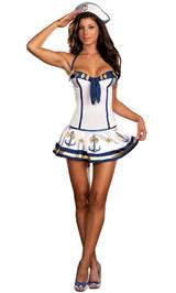 Costume de Marin Ras de Marée