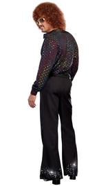 Chemise d'homme Disco back