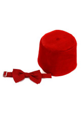 Doctor Who Fez & Bow Tie Kit - Image 2