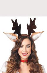 Reindeer Antlers headband