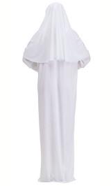 Costume de Nonne Marie effrayante pour Adulte back