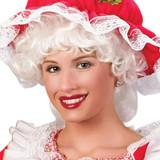 Mrs. Santa Wig