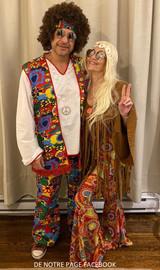 Homme Dippie Hippie
