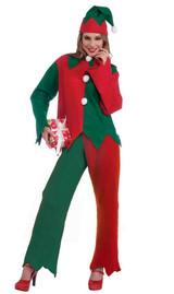 Costume de lutin du Magasin de jouet Pour Adulte back