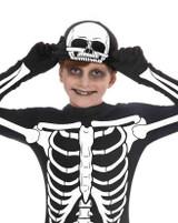 Déguisement du Squelette pour Enfant back