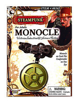 Steampunk monocle - Image 2