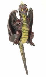 Dragon shoulder sitter - image deux