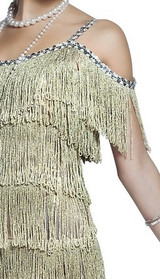 Costume Flapper Champagne