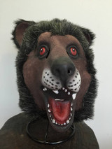 Fluffy Scary Bear Mask - image deux