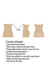 Firm Control Tummy Shaper
