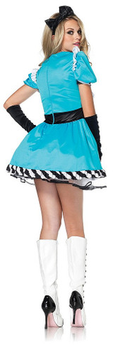 Charming Alice Costume back