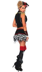 Costume de marcheur de planche de pirate - image deux