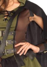 Costume de la Belle Robine des Bois