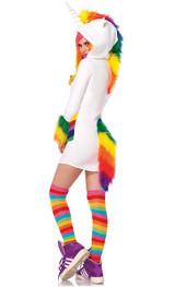 Costume confortable de licorne back