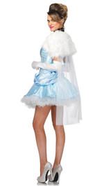 Costume de Cendrillon Pieds Nus