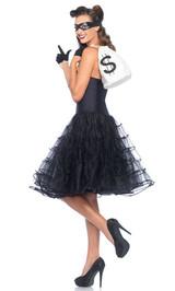 Costume Swing de Rockabilly - image deux