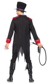 Costume du Sinistre Monsieur Royal back