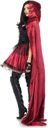 Costume de Madame Rouge