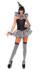 Striped Tutu Harlequin - image deux
