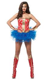 Costume Wonder Woman Équipement - image deux
