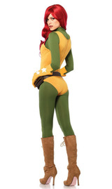 Costume de G.I. Joe Scarlett