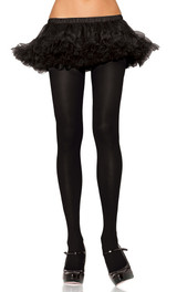 Nylon Noir Collants