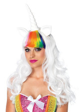 Unicorn Wig and Tail - image deux