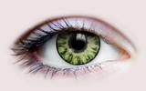 Jade lentilles de contact