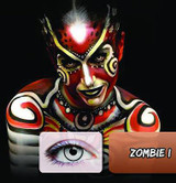 Zombie II Contact Lenses - image deux