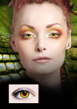 Mad Hatter Contact Lenses - image deux