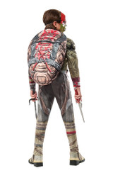 TMNT Deluxe Raphael Costume Enfant back
