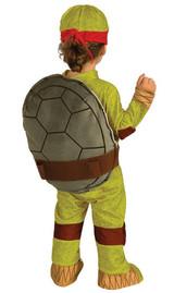 Costume de Raphael TMNT Pour Bambin back