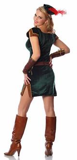 Déguisement Lady of Sherwood Robin Des Bois