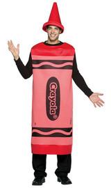 Costume du Crayola rouge pour Adulte back