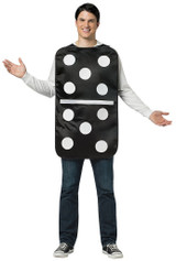 Costume des Dominos pour Adulte back