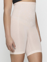 Gayle High Waist Thigh Shaper in Hush - image arriere