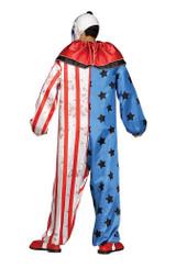 Costume du Clown Tueur pour Adulte - image arriere