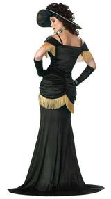 Costume de Madame de Salon back