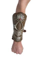 Gant avec Couteau Rétractable d'Ezio de Assassin's Creed - image arriere