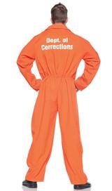 Costume du Prisonnier back