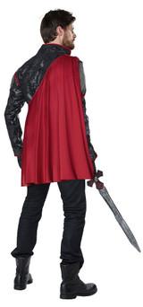 Costume de chasseur de conte de fées back