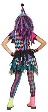 Costume de Cirque Tordu pour Enfant back