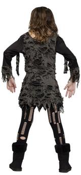 Costume de Zombie pour Enfant back